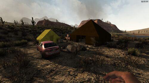 Campsite 842 S 391 E