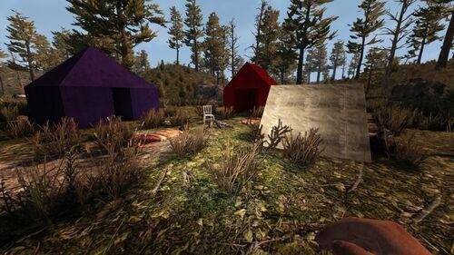 Campsite 583 N 1652 W