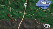 Davis Rd на карте