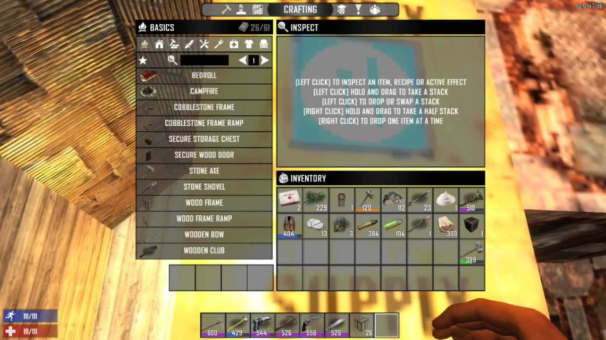 Image - Crafting window1.png | 7 Days To Die Wiki | FANDOM powered ...