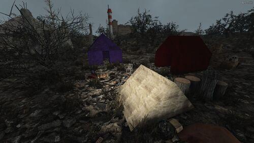 Campsite 331 S 797 W