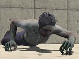 Crawler Zombie