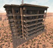 Apartment brick 6 flr