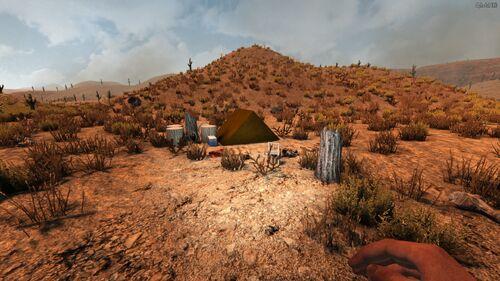 Campsite 782 S 850 E