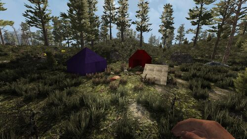 Campsite 1719 N 186 E