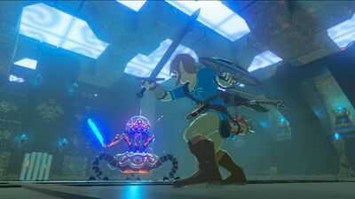 'Breath of the Wild' Makes Difficulty Fun Again For Zelda