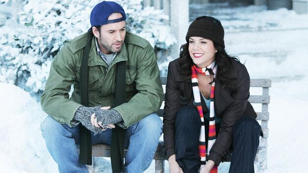 gilmore-girls lorelai luke