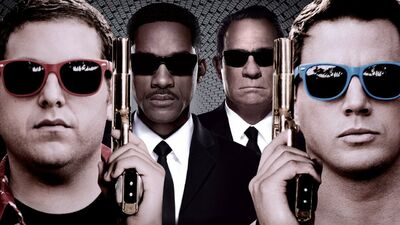 Here Come the Men in Black… On Jump Street?