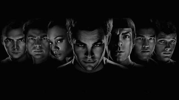 Star Trek 2009 poster