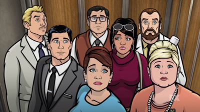 The First Episode of 'Archer Season 9 is Completely Insane