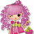 Jewel Sparkles The Lalaloopsy