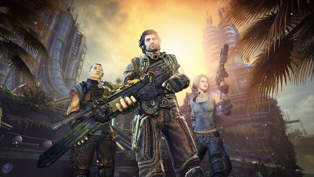 Bulletstorm Remaster People Can Fly Xbox One PS4