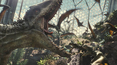 Ranking the Dinosaurs From 'Jurassic Park' and 'Jurassic World'