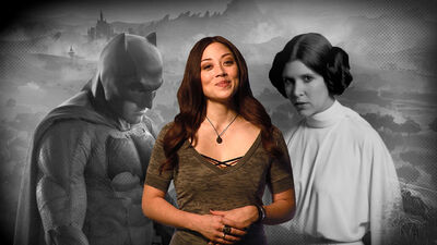 Remembering Carrie Fisher, Unveiling the Nintendo Switch, and More: The Week in Fandom