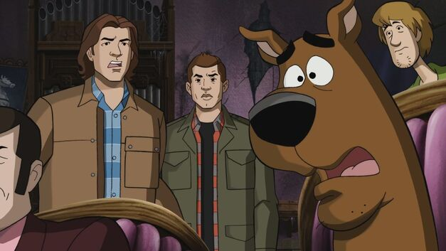 Supernatural Scooby-Doo Scoobynatural crossover