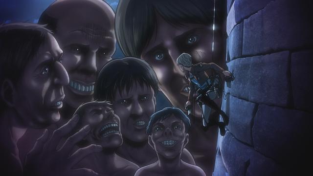 Attack on Titan tragic deaths Nanaba and Gelgar