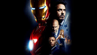 A Look Back At: 'Iron Man'