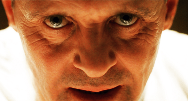 hannibal lecter silence of the lambs anthony hopkins