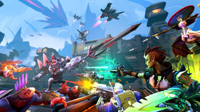 PAX East: 'Battleborn' Hands-On and Interview