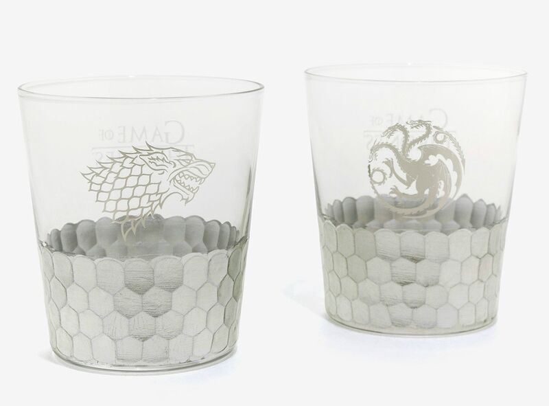 Game of Thrones Glasses