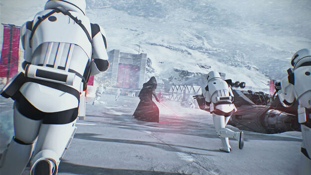 Star Wars Battlefront II Multiplayer