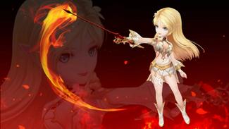Rachel - Descendent of Fire screen