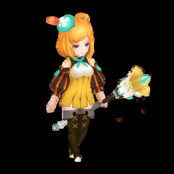 Healing Mage Karin