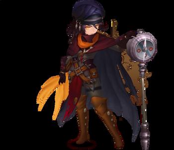 Legendary Explorer Clemyth