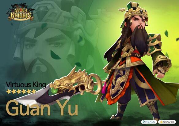 Guan Yu Promo