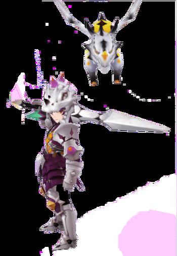Ancient Dragon Knight Jave