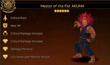 Akuma Rec Items