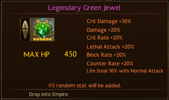 Green Jewel