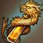 Aris' Earth Dragon Seal