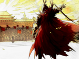 Warrior God Lu Bu