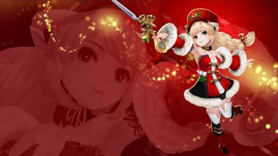 Rachel - Winter Gift screen