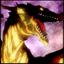 Dragon God's Brilliant Flame