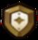 Defense Gold Icon