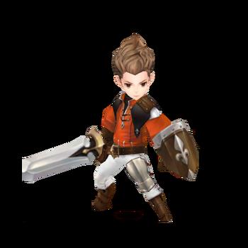Adventurer Evan