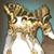 Yeonhee's Golden White Robe