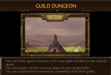 Guild Dungeon Render