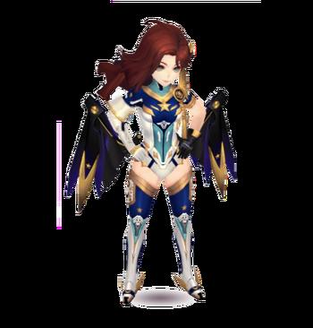 Netherworld Heroine Amelia
