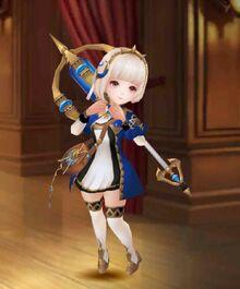Da Qiao Azure Order Screen