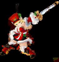 Rachel Christmas Costume