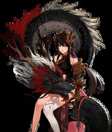Dragon Empress Rin art