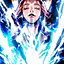 Blue Bolt Lightning