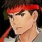 Hero List Ryu Icon