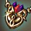 Luxurious Necklace of Revenge