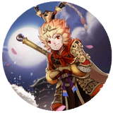 Wukong Button med
