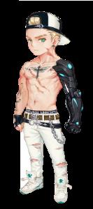 Li Costume Humanoid Small