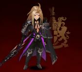 Dark Knight of Chaos Mercure